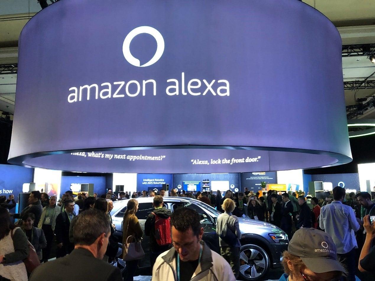 消费保_消费新闻_ CES展丨亚马逊布局人工智能,多款新产品买哪个?